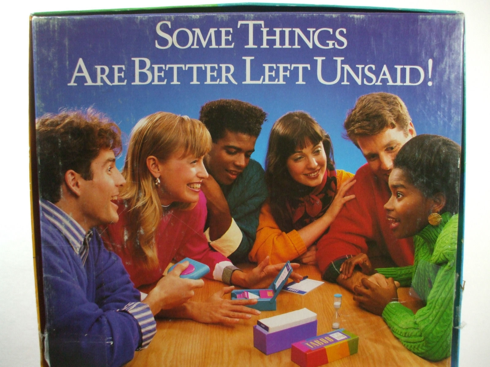 how to play taboo the game of unspeakable fun