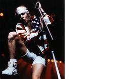 Guns N' Roses Axl Rose 11C Vintage 8X10 Color Music Memorabilia Photo - $4.99