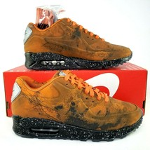 Nike Air Max 90 QS Mars Landing Shoes Mens Size 6 3M Reflective Orange W... - $280.50