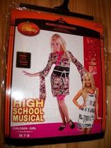 Disney HSM Holiday Outfit Medium High School Musical Sharpay Halloween C... - $18.99