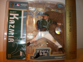 Baseball MLB Action Figure Toy Tampa Bay Rays Scott Kazmir Major League - $18.99
