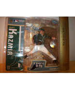 Baseball MLB Action Figure Toy Tampa Bay Rays Scott Kazmir Major League - $18.99