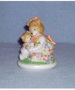 Hallmark Mother and Child Teddy Bear Figurine 02583 - $4.99