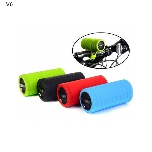 Bike Bluetooth Recharge Speaker Sports