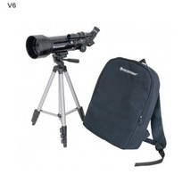 NEW Celestron Travel Telescope Optical Hobby Scope with Bag Bird Star Watch - $145.20