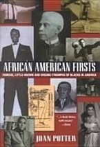 2002 African American Firsts by Joan Potter - $19.46