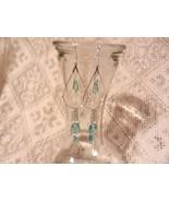 New Beautiful Teardrop Dangle Hook Earrings  Many Colors to Choose From - $5.99