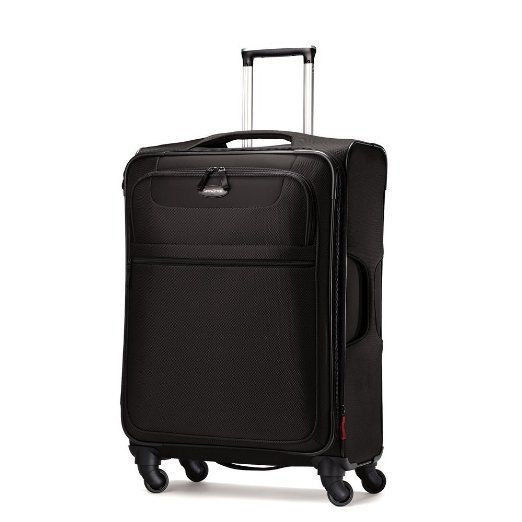 "Samsonite Lift Spinner 25"" Inch Expandable Wheeled Luggage Travel Suitcase"