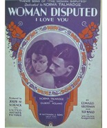 The Woman Disputed - Norma Talmadge - Movie Poster - Framed Picture 11 x 14 - $32.50