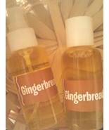 Gingerbread bath and body gift set - $10.00