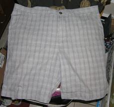 Mens Merona Plaid Cargo Shorts size 44 - $9.00