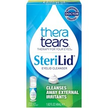 Thera Tears SteriLid Eyelid Cleanser 1.62 fl oz - $30.59