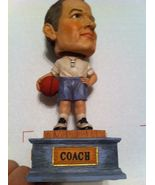 Basketball Coach Bobblehead Masters Of Learning 2003 Figure  - $22.99
