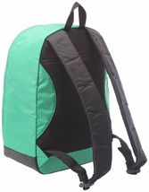 WeSC We are Superlative Conspiracy Cullen Chlorophyll Green Backpack School Bag image 3
