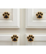 10 Pc Paw Prints Drawer Pulls - $19.75