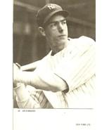 1974 tcma baseball postcard joe dimaggio new york yankees non autograph ... - $9.99