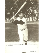 1974 tcma baseball postcard yogi berra new york yankees non autograph po... - $9.99