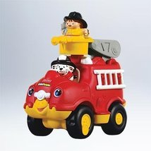 Hallmark 2011 Little People Lil Movers Ornament Keepsake - $4.94