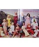 Annie's~Fashion Doll CROCHET Patterns~YESTERYEA... - $19.79