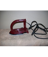 RIVAL TRAVEL CLUB TRAVEL IRON 240-120 w/carryin... - $10.00
