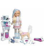 Nancy doll nancy a day rescue in snow with his famous husky (700013525) - $204.88