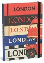 London City Guide Notebook/Journal by Cavallini & Co. - $10.95