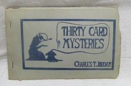 Thirty Card Mysteries by Jordan, Charles T. - $44.10