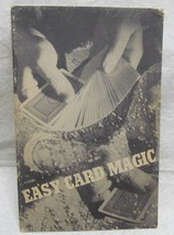 Easy Card Magic by Roy Rob - $24.50