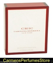 CHIC For Women 1.7 Fl Ounce EDP SPRAY by Carolina Herrera new - $29.99
