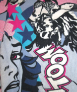 1990 vintage comic book pop art jeggings stretch jeans pants size extra ... - $69.99