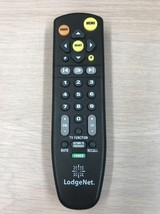 LODGENET LRC3101 Remote Control- Tested And Cleaned                         (I4)