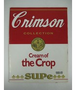 Crimson Collection Cream Of The Crop 1988-89 Order Mailer- Collectible!A... - $15.75