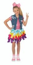 Rubies Joelle Jojo Siwa Vestido Moño Baile Mamás Infantil Disfraz Halloween - $32.33