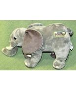 DISNEY ANIMAL KINGDOM WORLDWIDE CONSERVATION FUND ELEPHANT REALISTIC PLU... - $13.66