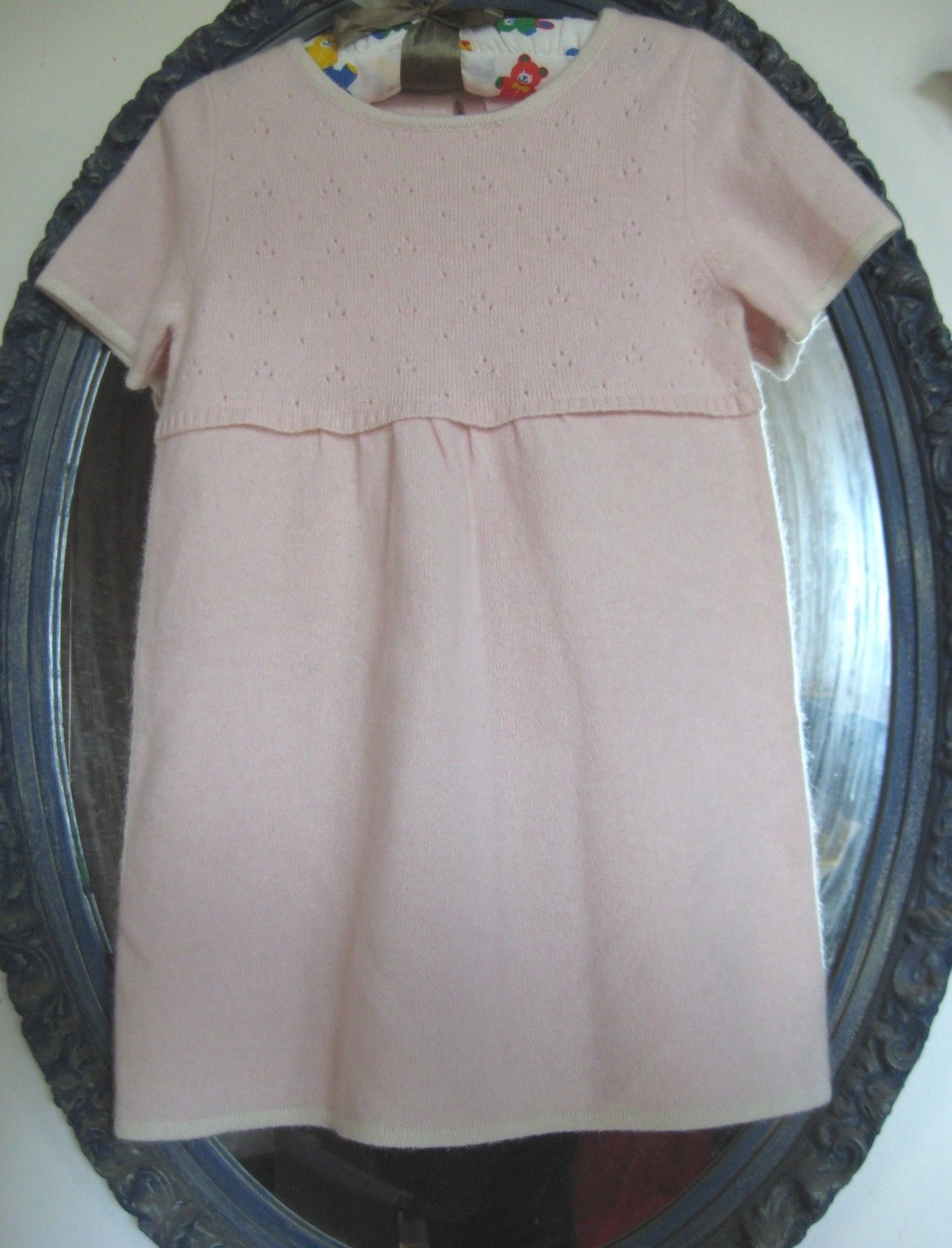 NWT Girls Pink Stripe Cardigan Sweater,Top Pink Tutu Skirt  3 pc Outfit SZ 12m-5