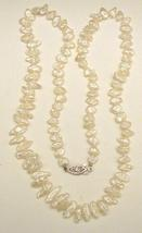 VINTAGE RICE PEARL NECKLACE - $20.00