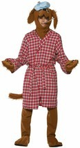RASTA IMPOSTA SICK AS A DOG ADULT HALLOWEEN COSTUME MEN'S SIZE STANDARD - $36.35