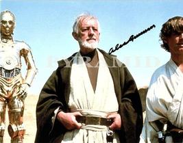 Alec Guinness Authentic Autographed Hand Signed 8X10 Photo w/COA 530 - $110.00