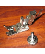 Generic Necchi Free Arm Low Shank Snap-on Zig-zag Foot & Ankle w/Thumb Screw - $8.00