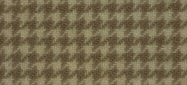 Angle Hair Houndstooth 16x26 (1109) 100% wool fabric hand dyed Weeks Dye Works  - $25.20