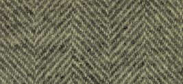 Angel Hair Herringbone 16x13 (1109) 100% wool fabric hand dyed Weeks Dye Works  - $12.60
