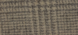 Angel Hair Glen Plaid 16x13 (1109) 100% wool fabric hand dyed Weeks Dye Works  - $12.60