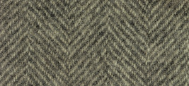 Parchment Herringbone 8x12 (1110) 100% wool fabric hand dyed Weeks Dye Works  - $6.50