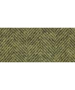 Banana Popsicle Herringbone 16x26 (1115) 100% wool hand dyed Weeks Dye W... - $25.20
