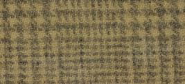 Banana Popsicle Glen Plaid 8x12 (1115) 100% wool hand dyed Weeks Dye Works  - $6.50