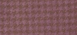 Rose Quartz Houndstooth 16x13 (1137) 100% wool hand dyed Weeks Dye Works  - $12.60