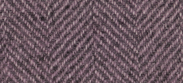 Rose Quartz Herringbone 16x26 (1137) 100% wool fabric hand dyed Weeks Dye Works  - $25.20