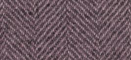 Rose Quartz Herringbone 16x13 (1137) 100% wool fabric hand dyed Weeks Dy... - $12.60