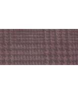 Rose Quartz Glen Plaid 16x13 (1137) 100% wool fabric hand dyed Weeks Dye... - $12.60