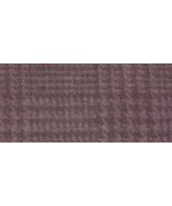 Rose Quartz Glen Plaid 8x12 (1137) 100% wool hand dyed Weeks Dye Works  - $6.50
